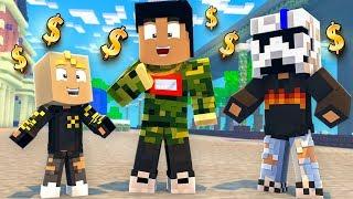 CUANTO VALE NUESTRO OUTFIT? - Minecraft con NOOBS