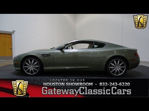 Video of '05 DB9 - L7ZM