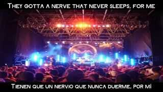 Angels & Airwaves - Teenagers and Rituals lyric (Español - Ingles)