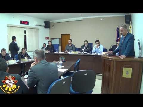 Tribuna Vereador Abel da Paz dia 28 de Novembro de 2017