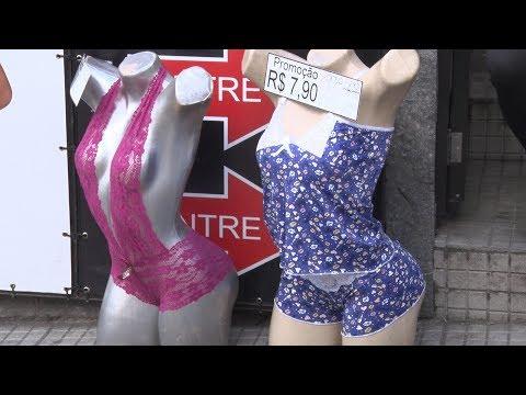 Polo de moda íntima de Nova Friburgo contribui para o desenvolvimento do estado do Rio