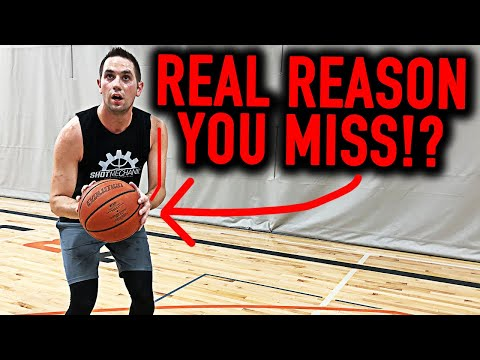 Try THIS to Skyrocket your Shooting Consistency | Basketball Shooting Tips
