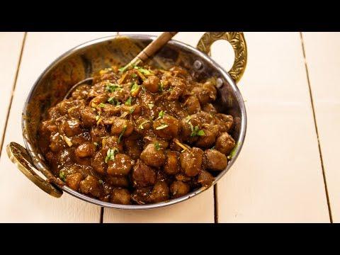 Download Pindi Chole Recipe - No Onion No Tomato Amritsari Chana Masala - CookingShooking Mp4 HD Video and MP3