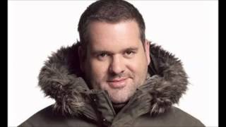 Chris Moyles and his parody of Pure and Simple by Hear'Say