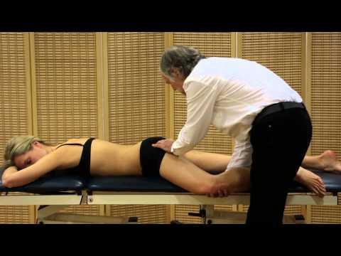 Rückenschmerzen Werbung