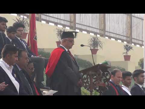 Investiture Ceremony 2017 || La Martiniere College Lucknow