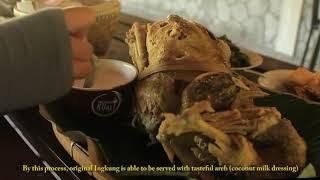 VIDEO POTENSI DESA GUWOSARI (KULINER INGKUNG)