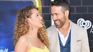 Ryan Reynolds Reacts To Blake Livelys Pregnancy Joke