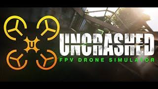 Uncrashed FPV Drone Simulator #Shorts