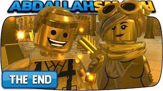 The LEGO Movie 2 Videogame - Part 19 FINALE: Goldtropolis 100%! (All Master Pieces)
