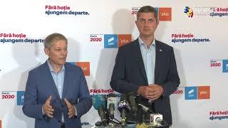 Cioloş (PLUS): Dăncilă lucrează împotriva interesului României, pentru că a propus-o pe Plumb comisar european