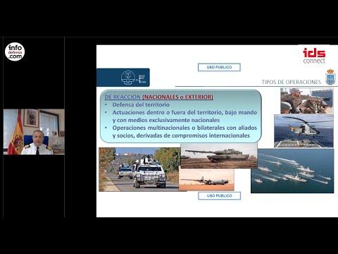 Resumen del segundo webinario de IDS Connect con el CN Juan Alberto Cartelle como invitado