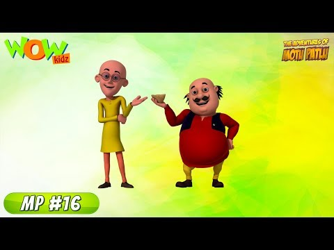 Motu Patlu SUPER FAST videos #16 - As seen on Nickelodeon