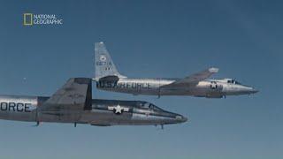 Cały świat śledził losy pilota zestrzelonego przez radzieckie pociski! [Wojna dwóch światów]