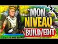 MON NIVEAU ACTUEL EN BUILD Eliott SUR FORTNITE