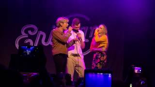 YOUR SIDE OF THE BED - Eric Nam and LOOTE live Honestly Tour Trees, Dallas