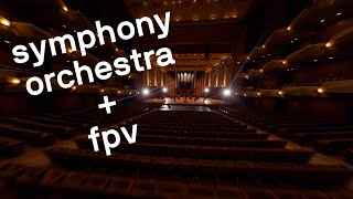 Seattle Symphony Orchestra FPV   4K фото