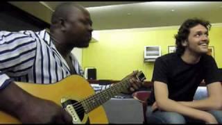 Joep Pelt in South Africa (Part 10) - Zulu Guitar Lesson (Maskande)