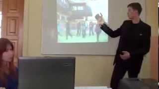 Лучшая защита диплома. Видео