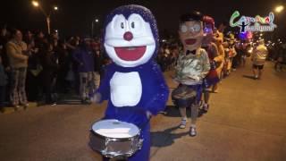 "Murga ""Mundo etc.tv"", Carlos Condell - Carnaval de Talcahuano 2016"