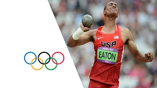 Men's Decathlon Day 1 - Highlights | London 2012 Olympics