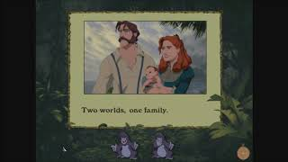 Disney's Tarzan: Activity Center - Part 7 - Two Worlds (Gameplay/Walkthrough)