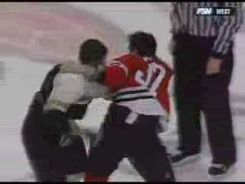 Joe DiPenta vs Adam Burish