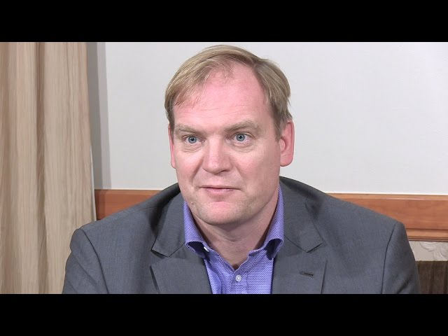 Why Give: Anthony Farr, CEO, Allan Gray Orbis Foundation
