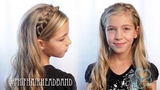 Braided Hair Headband | Pretty Hair is Fun