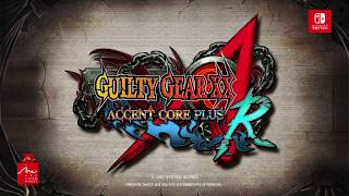 Picture of a game: Guilty Gear Xx Accent Core Plus R