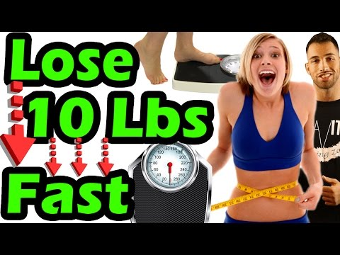 Video Lose 10 Pounds in a Week EFFORTLESSLY Without Counting Calories ➠How to Lose Belly Fat & Weight Fast