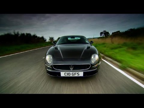 Maserati 3200 GT - Wheeler Dealers