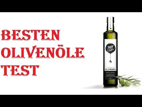 Die Besten Olivenöle Test 2019