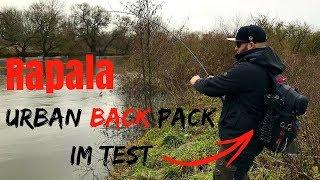 Rapala Urban Back Pack im Test