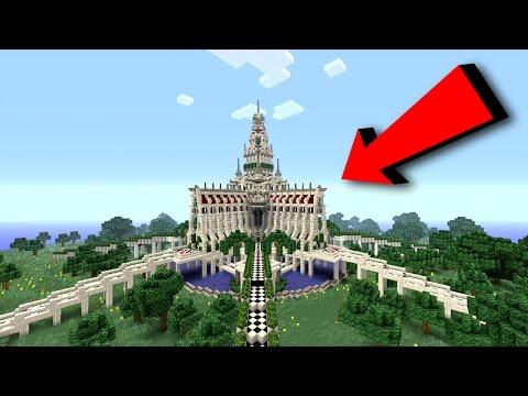 Minecraft Ps4 World Tour Building Tutorials Huge Spawn