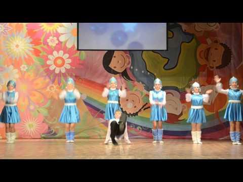 """Танец """"Зимушка-Зима"""""""