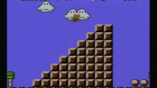 Super Mario Bros.: The Lost Levels - Letter Worlds
