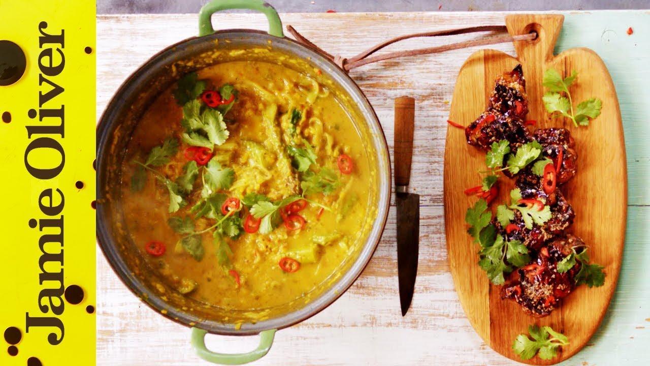Rice salad jamie oliver 30 minute meals - Jamie en 15 minutes ...