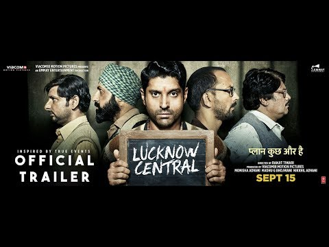 Download Lucknow Central | Official Trailer | 15th September | Farhan Akhtar | Diana Penty | Gippy Grewal HD Video