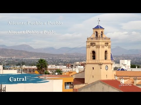 CATRAL. Alicante pueblo a pueblo