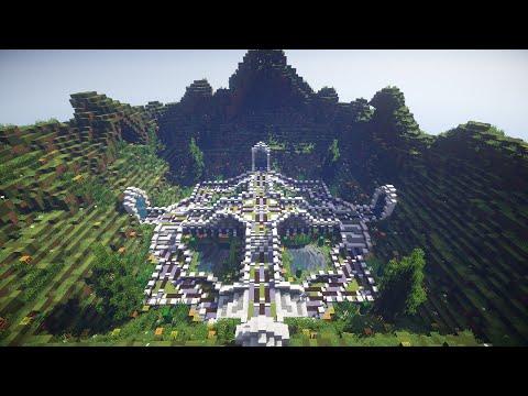 4 Portal Hub Spawn Small 1 8 Minecraft Project