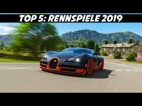 Meine Top 5 Rennspiele 2019   PC, PS4 & Xbox ONE