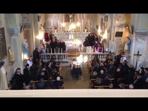 VIDEO. Haute-Corse : Les obsèques d'Edmond Simeoni à Lozzi