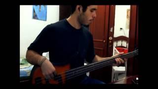 311 - Sometimes Jacks Rule the Realm (bass cover P.V)