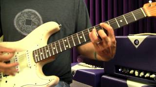 38 Special - Hold on Loosely - Guitar Lesson
