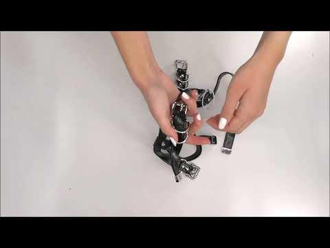 Horký postroj A738 harness - Obsessive