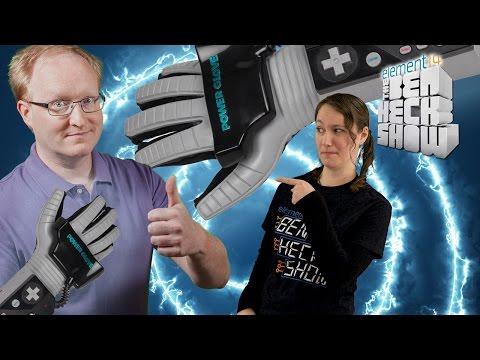 Ben Heck's Power Glove Teardown