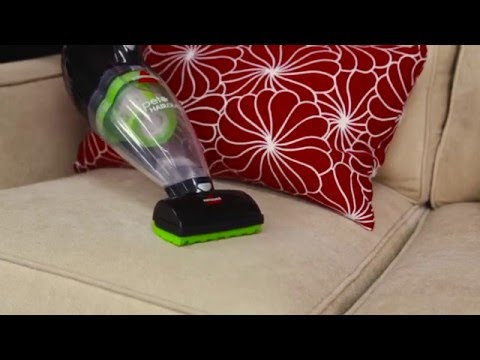 Pet Hair Eraser Cordless Hand Vacuum - How to Use
