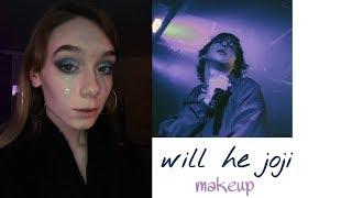 sad girl makeup