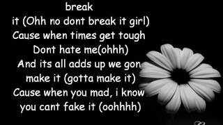Love Dont Change - Jeremih Lyrics